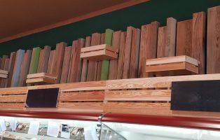 店舗木工造作